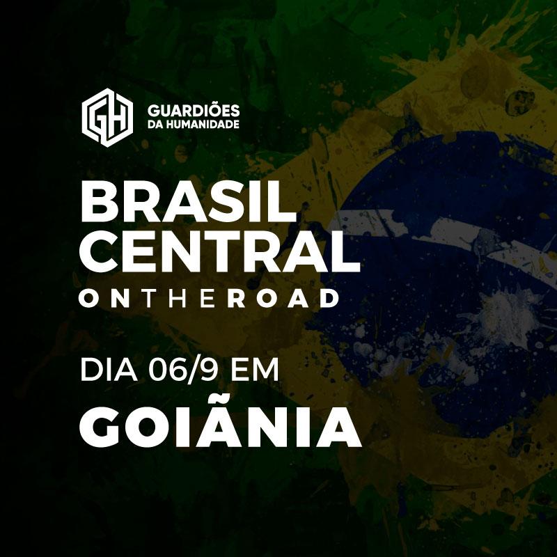 Brasil Central on the road em Goiânia 6/7