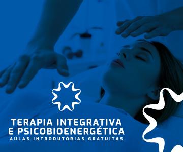 Aulas Introdutórias Gratuitas à Terapia Integrativa e Psicobioenergética